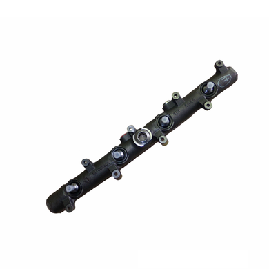 Remanufactured Straight Oil Rail for Early 6.0L Ford Powerstroke