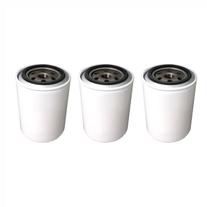 Set of 3 Spin On Engine Coolant Filters for 2003 - 2007 6.0L Ford