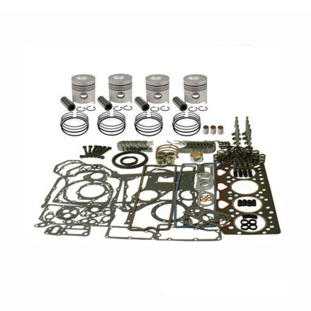 SHIBAURA N844LT-C ENGINE OVERHAUL KIT, John Deere skid steer loader