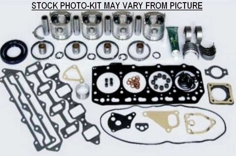 THERMO KING ENGINE OVERHAUL KIT TK486 SB-110 SB-190 SB-200 SB-210 SB-300 SB-310