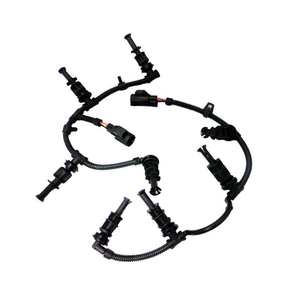 Right and Left Glow Plug Harnesses for 2008 - 2010 6.4L Ford Powerstroke