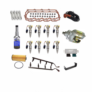 6.0L Ford Fuel Injector Kit