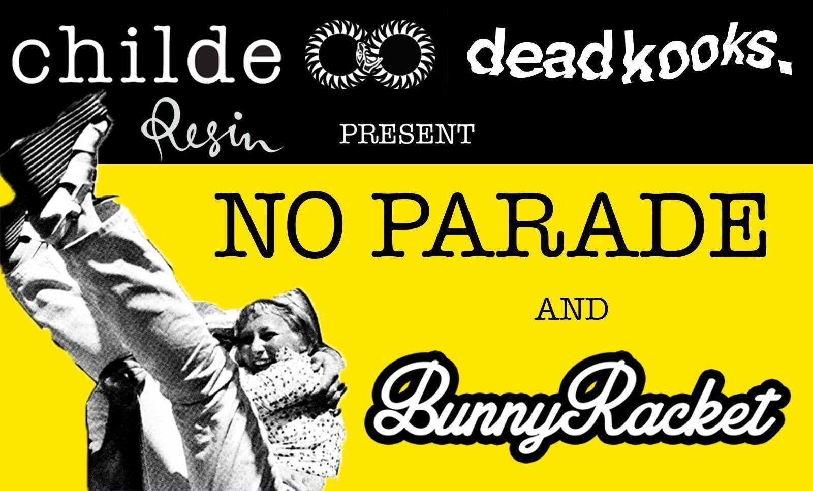 Bunny Racket | No Parade