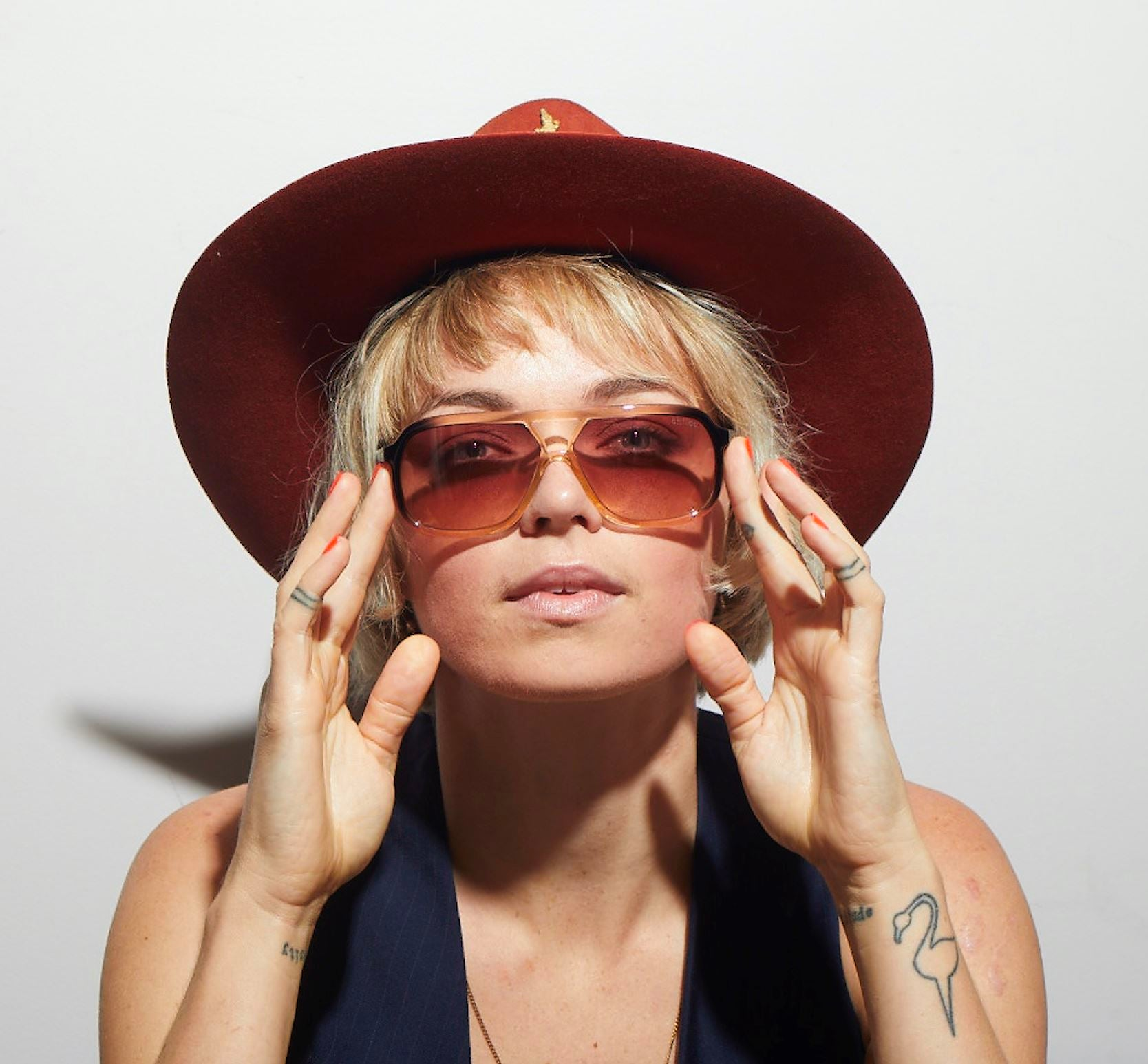 ONE JESSA for Childe WiLDe Plant Based Sunglasses