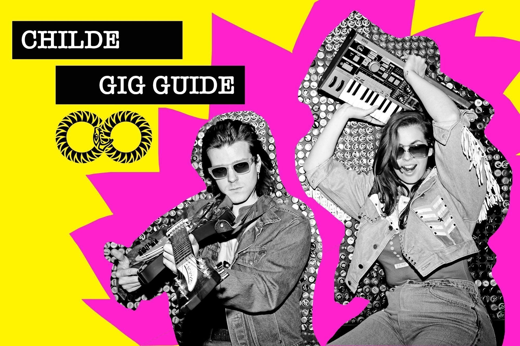 CHILDE | Gig Guide June 6