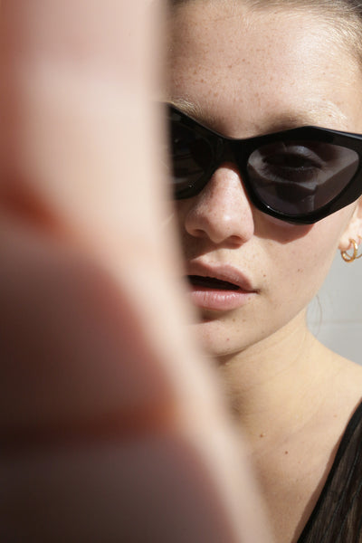 lily Guthrie for Childe Eyewear by Jess Ruby James