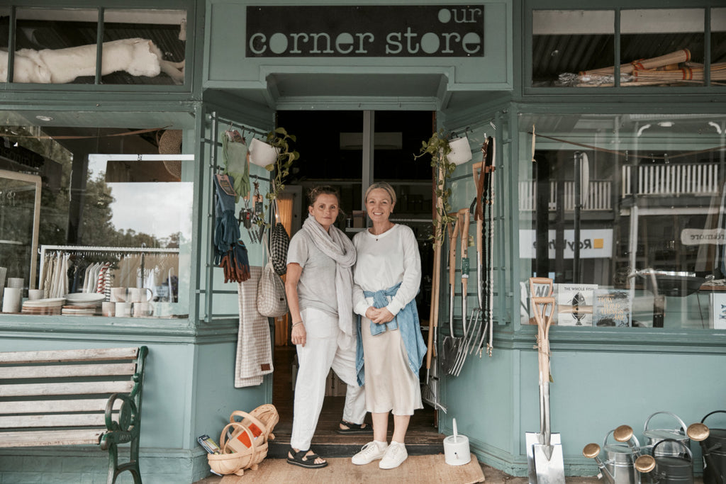 Our Corner Store by Trevor King