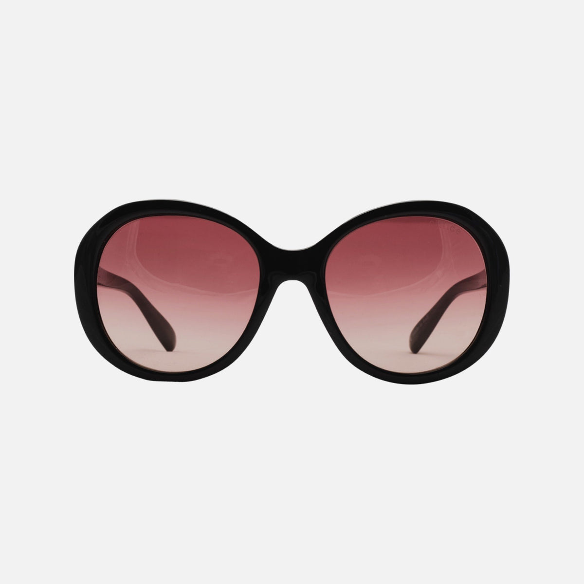 DRUMMER Gloss Black | Rose Vital Gradient Lens