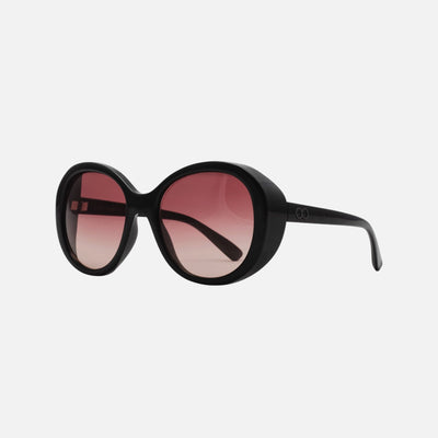 DRUMMER Gloss Black | Rose Gradient Lens