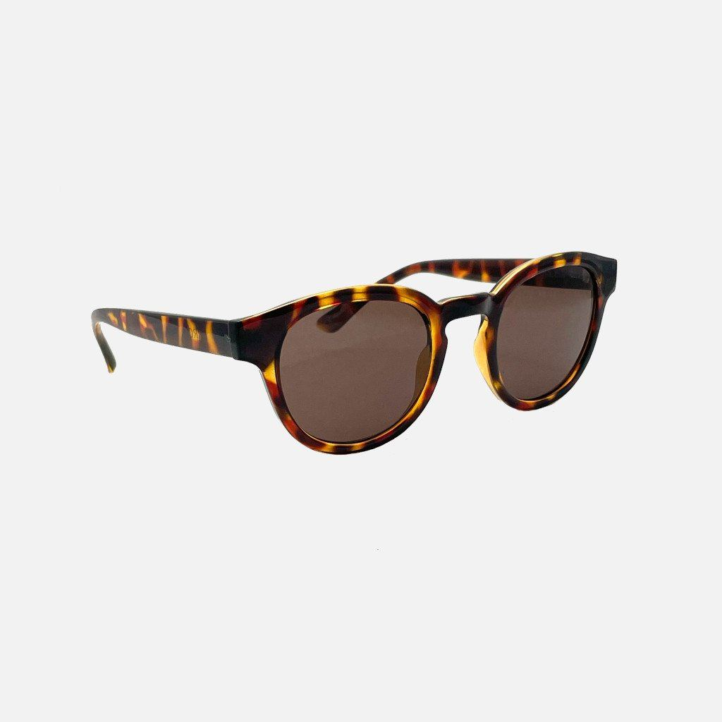 ERROL Rich Dark Tort | Amber Lens