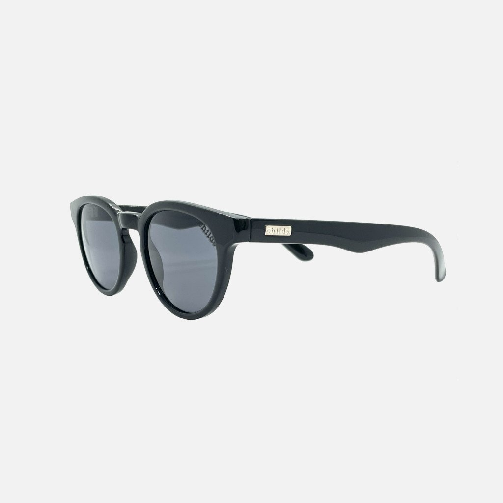 FENNEL Gloss Black | Grey Lens