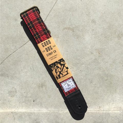 GOOD DOG STRAP CO - Guitar Strap