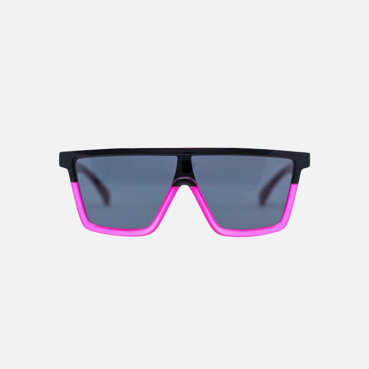 LID Gloss Black Neon Pink | Grey Lens
