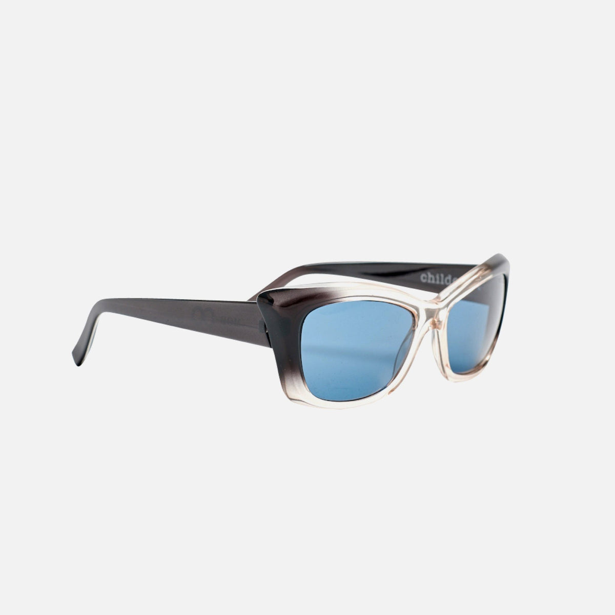 MOD Translucent Rose/Gloss Black | Blue Telluric Lens