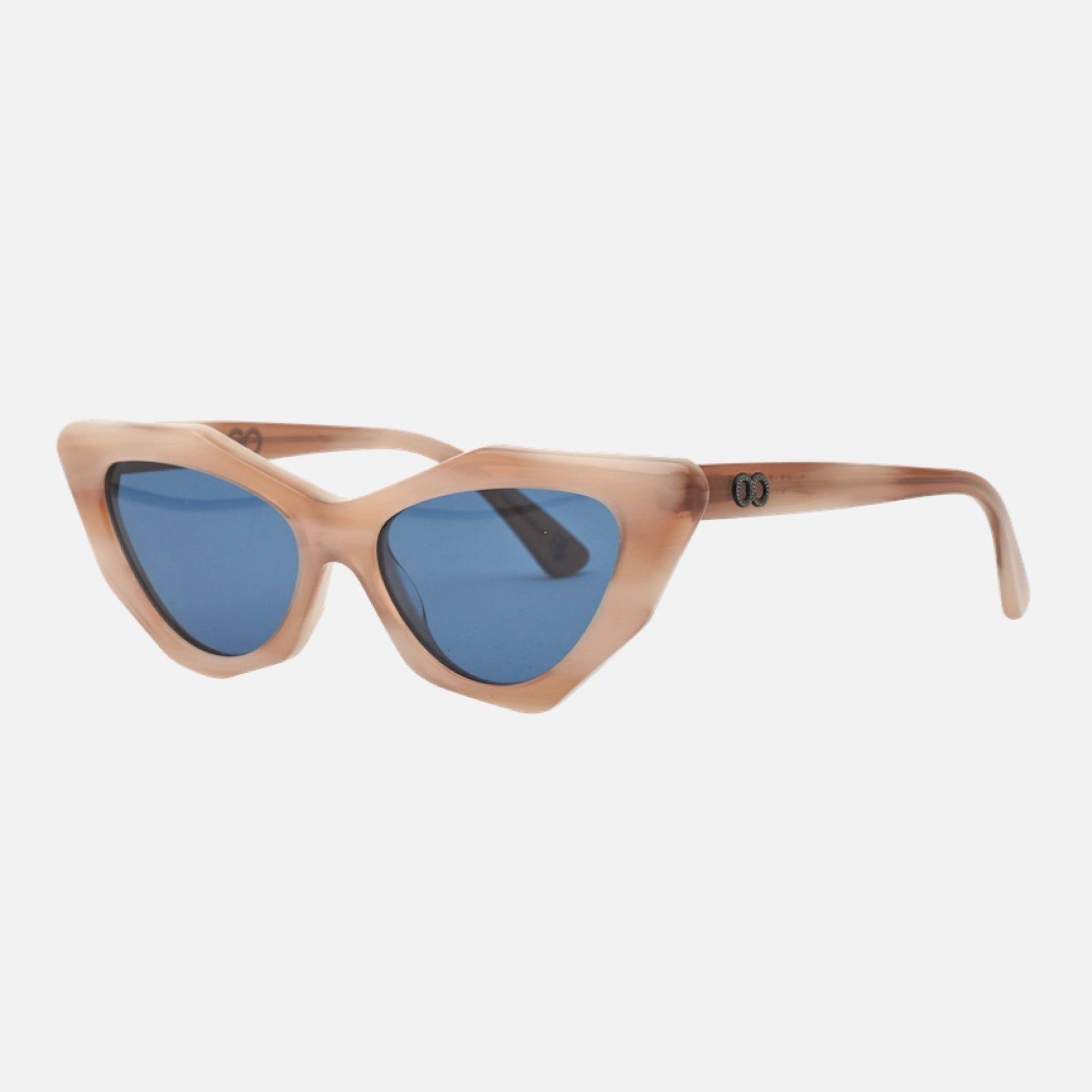 MOOKHI Bio-Acetate Breeze | Blue Telluric Lens