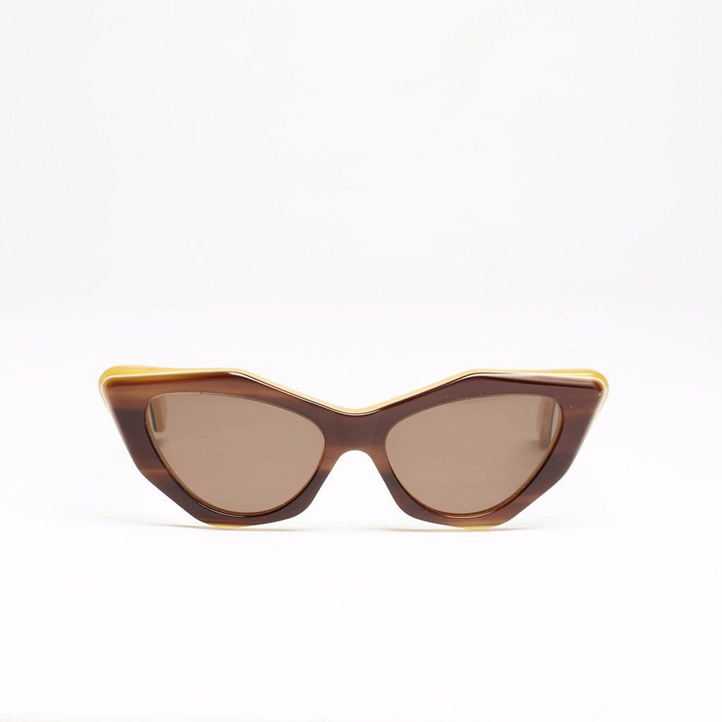 Childe | Mookhi Honey Brown | Amber Lens