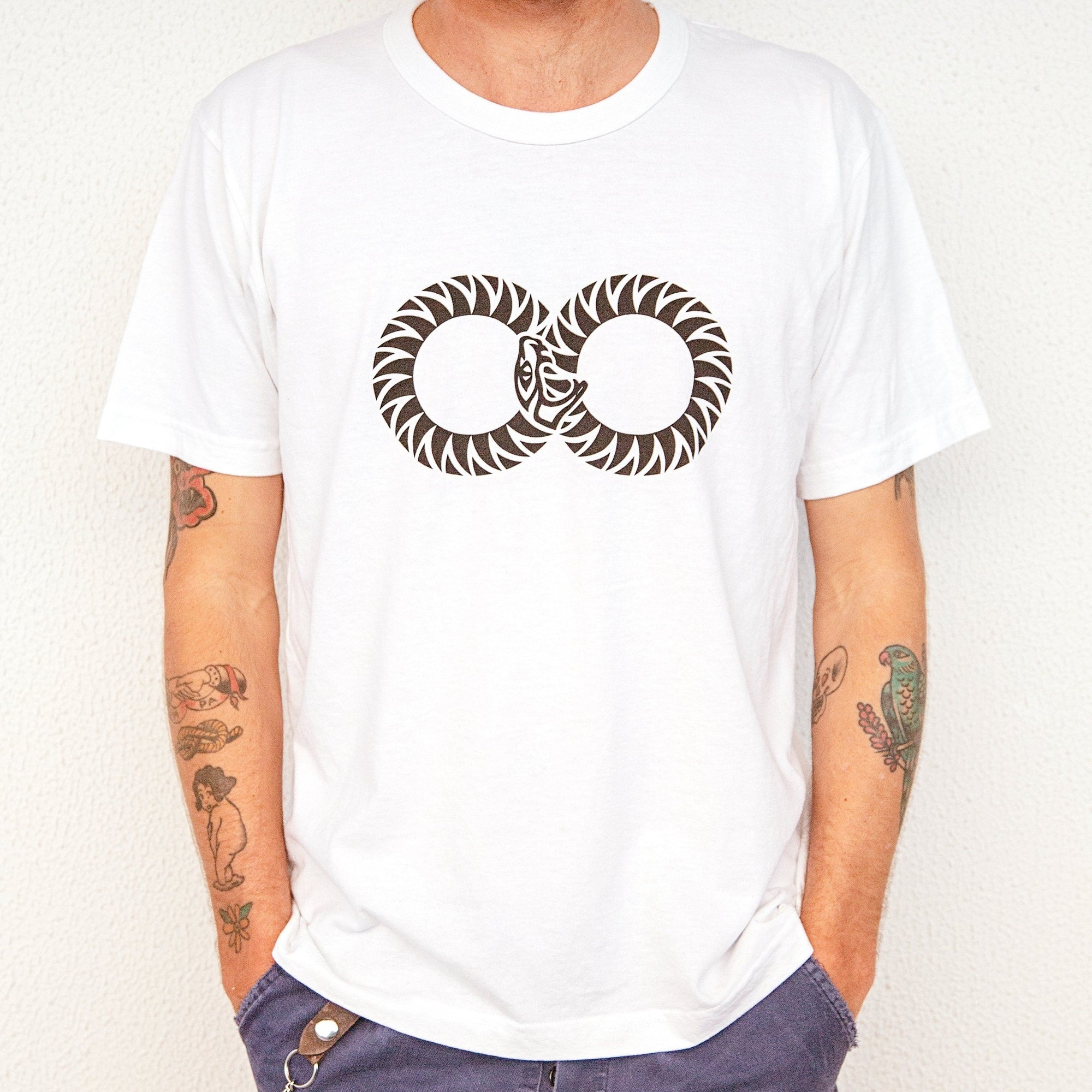 Ouroboros Up-Cycled ECO Tee