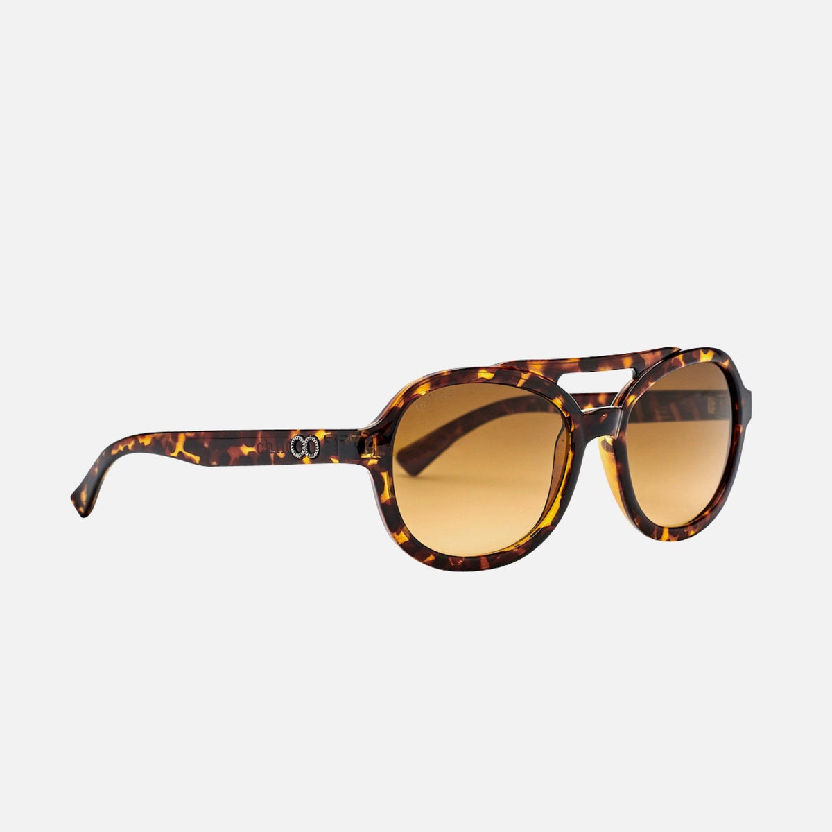 SECRET Gloss Tort | Amber Double Gradient Lens