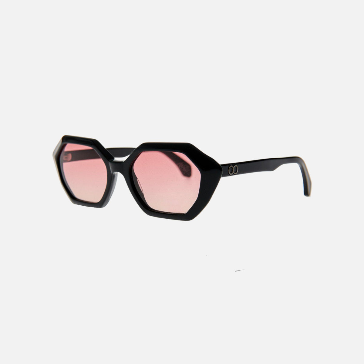 SNARE Bio-Acetate Gloss Black | Rose Gradient Vital Lens