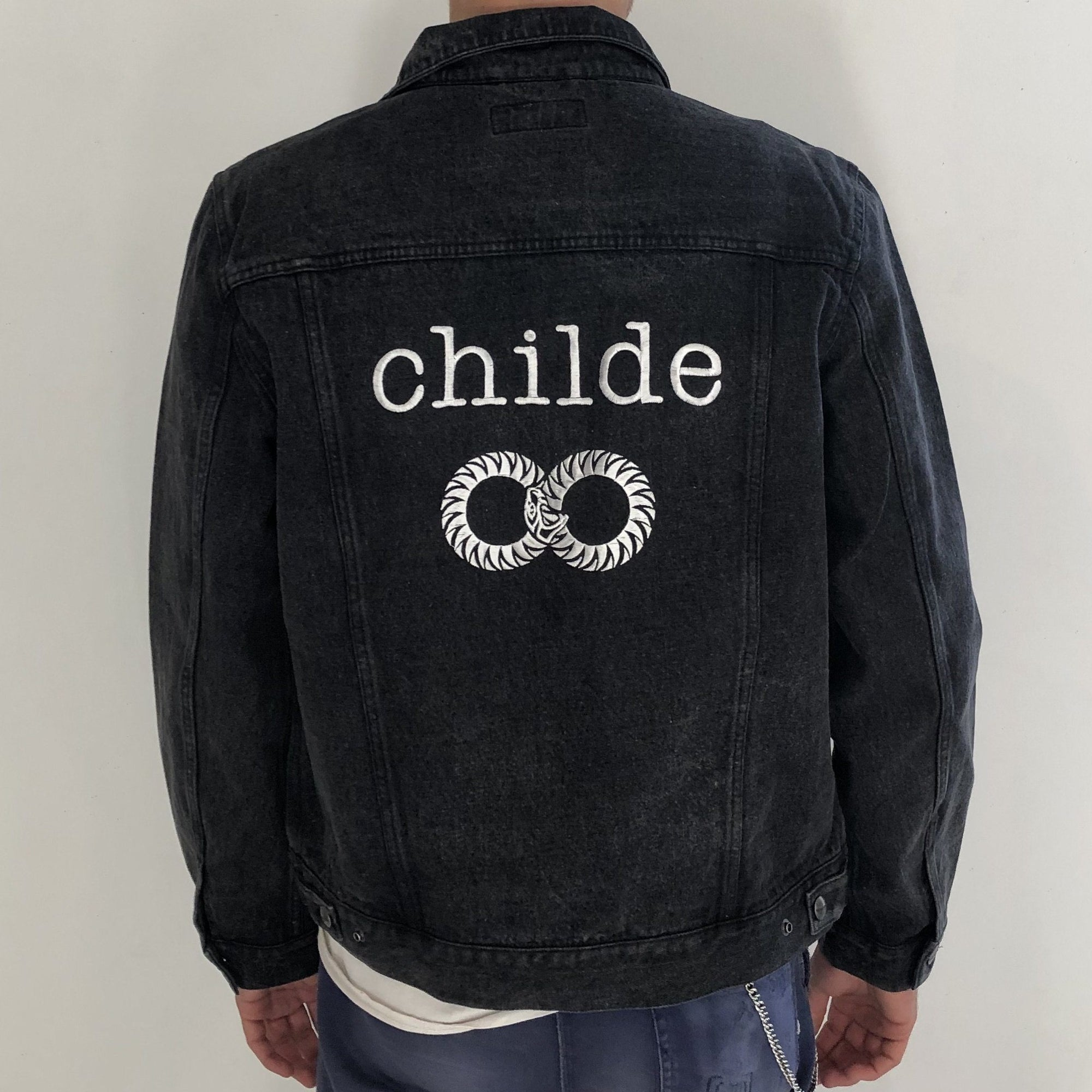 Wrangler x Childe Denim Jacket