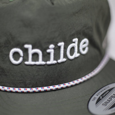 Embroidered Childe Snapback Flexfit