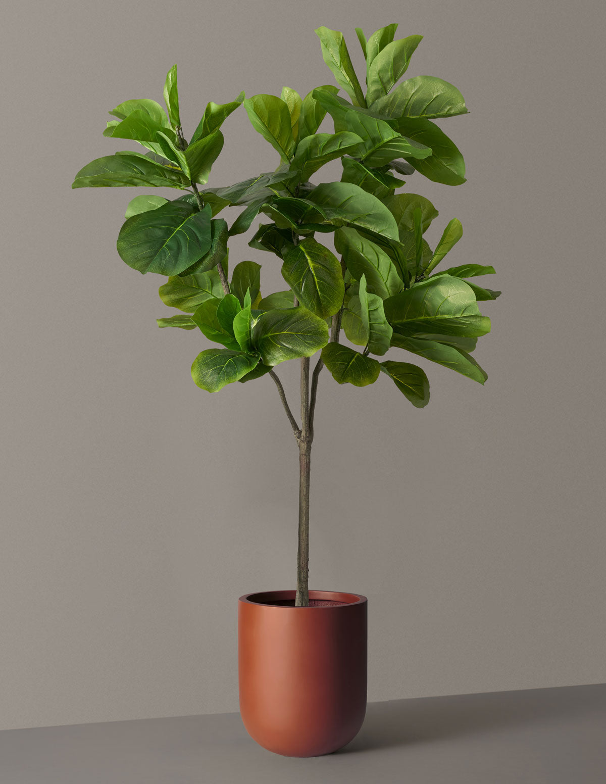 Faux Fiddle Leaf Fig Tree