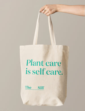 Plant Care is Self Care™ Tote