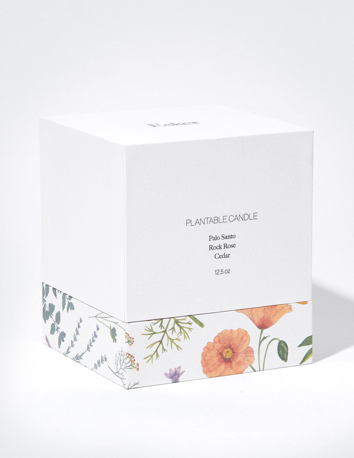 Plantable Candle