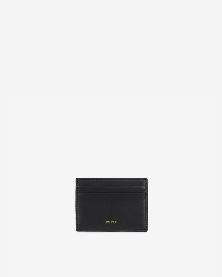 The Card Holder - Black