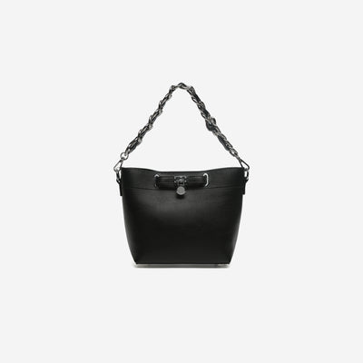 The Locker Bucket Bag - Black
