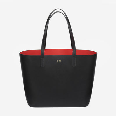 The Minimal Tote - Black