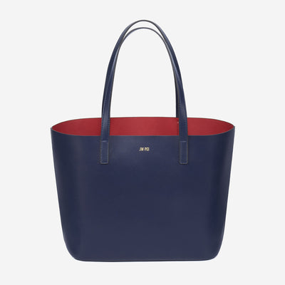 The Minimal Tote - Navy