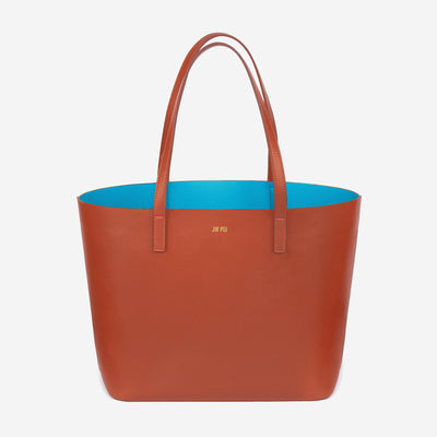 The Minimal Tote - Brick