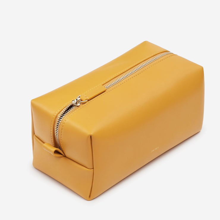 The Makeup Bag - Yellow