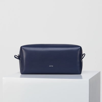 The Makeup Bag - Navy