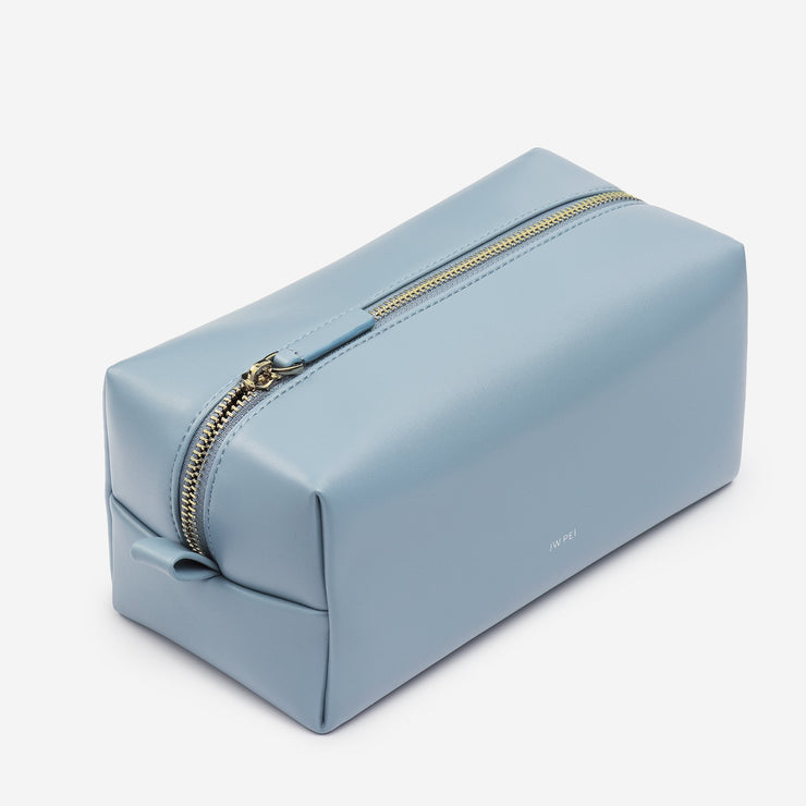 The Makeup Bag - Light Blue