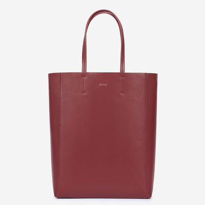 The Day Tote - Brick