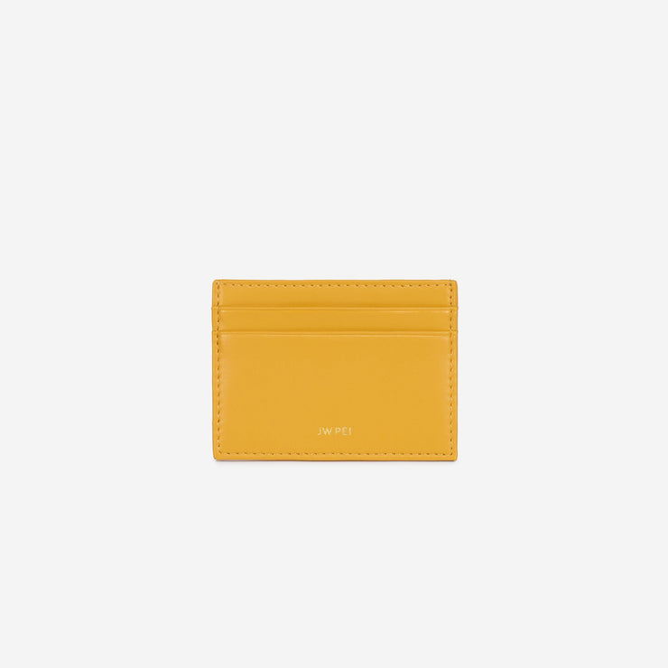 The Card Holder - Yellow