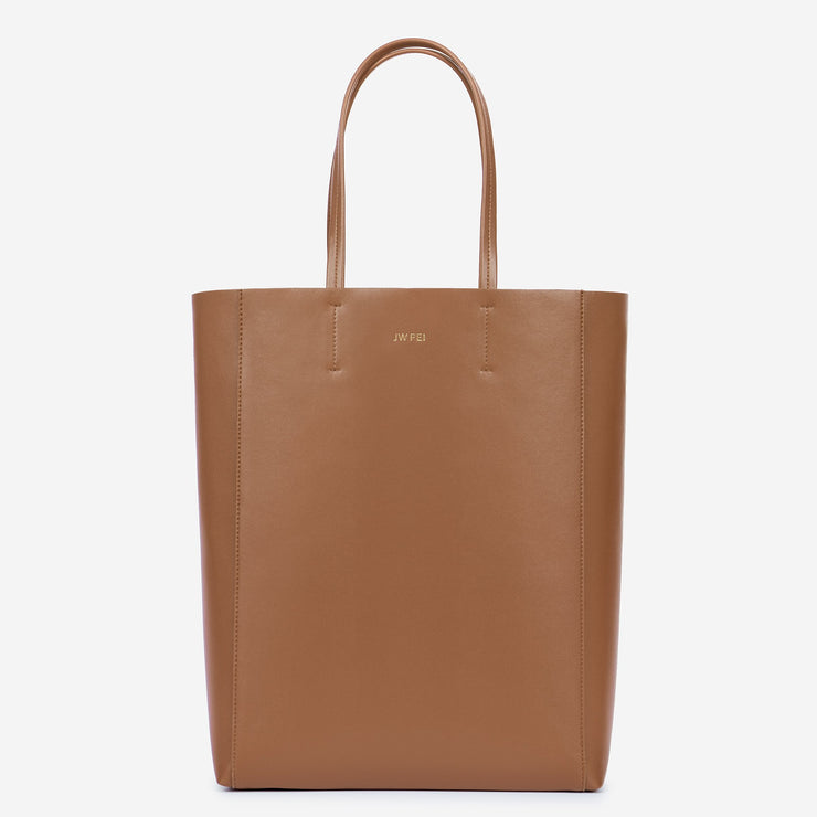 The Day Tote - Tan