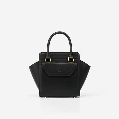The Mini Channon Bag - Black