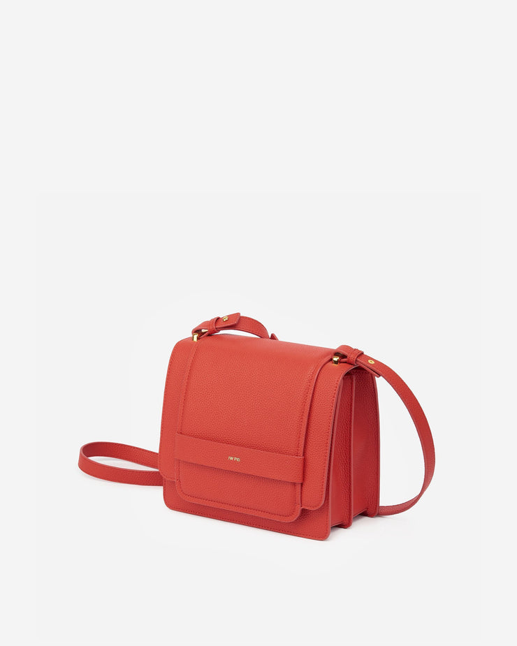The Fiona Bag - Red