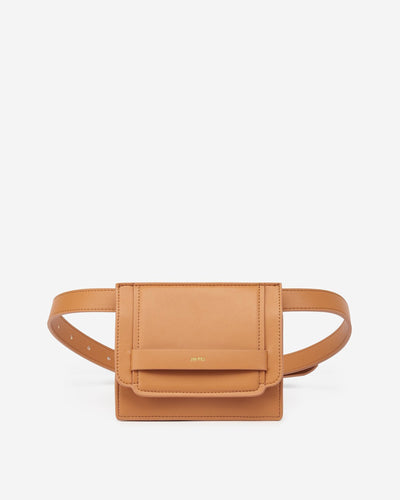 The Fiona Belt - Tan