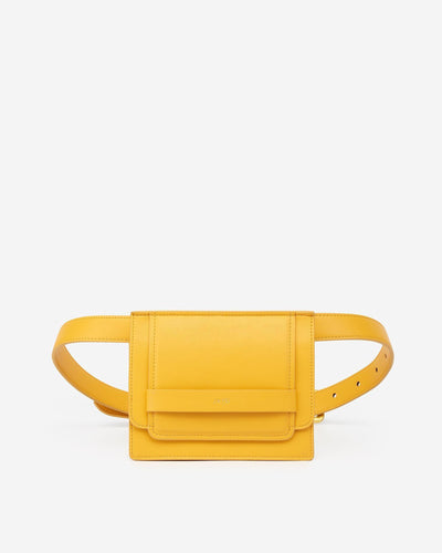 The Fiona Belt - Mustard