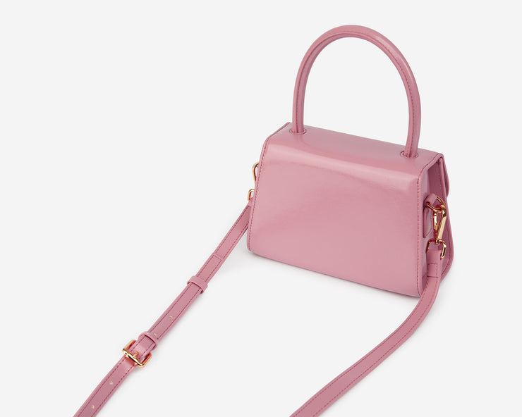 The Micro Top Handle - Pink