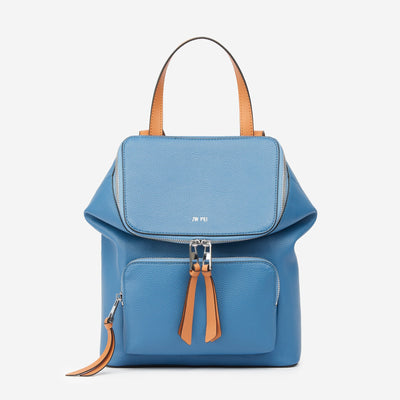 The Mason Backpack - Blue