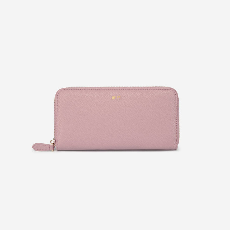 Zipper Wallet - Mink