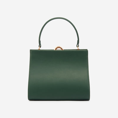 The Raylans Satchel Bag-Dark Green