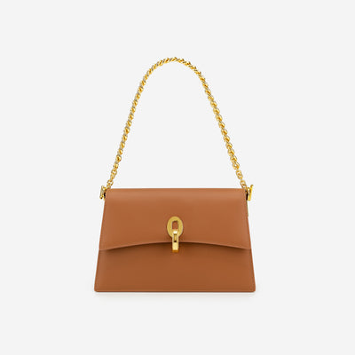 Alyssa Crossbody Bag - Tan