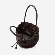 Lina Bucket Bag - Nutella
