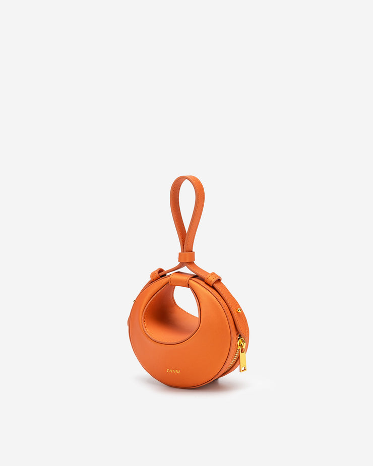 Rantan Super Mini Bag - Orange Nylon